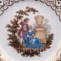 Десертный сервиз, Meissen, Германия, сер.19 - нач.20 вв
