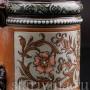 Уцененная пивная кружка Дикая роза, 1/4 л, Villeroy & Boch, Mettlach, Германия, 1891 г.